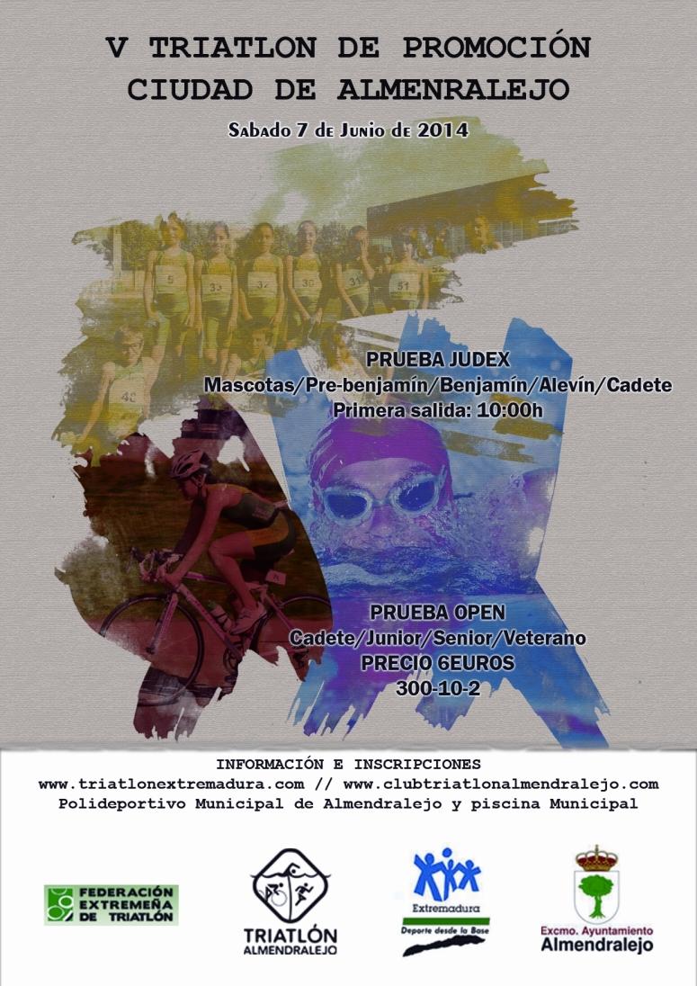Cartel Tri PROMO 2014